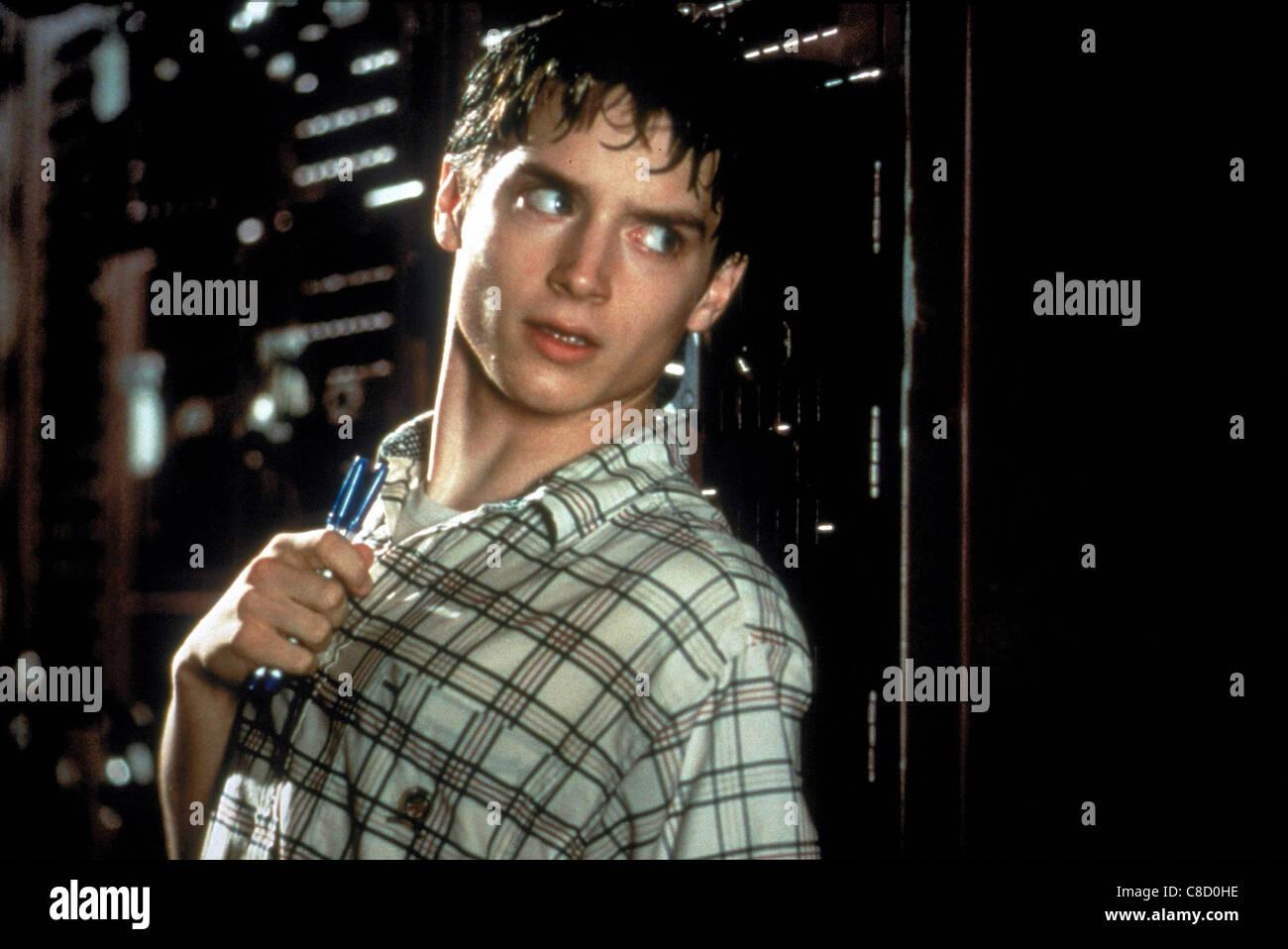 ELIJAH WOOD THE FACULTY (1998) - Stock Image