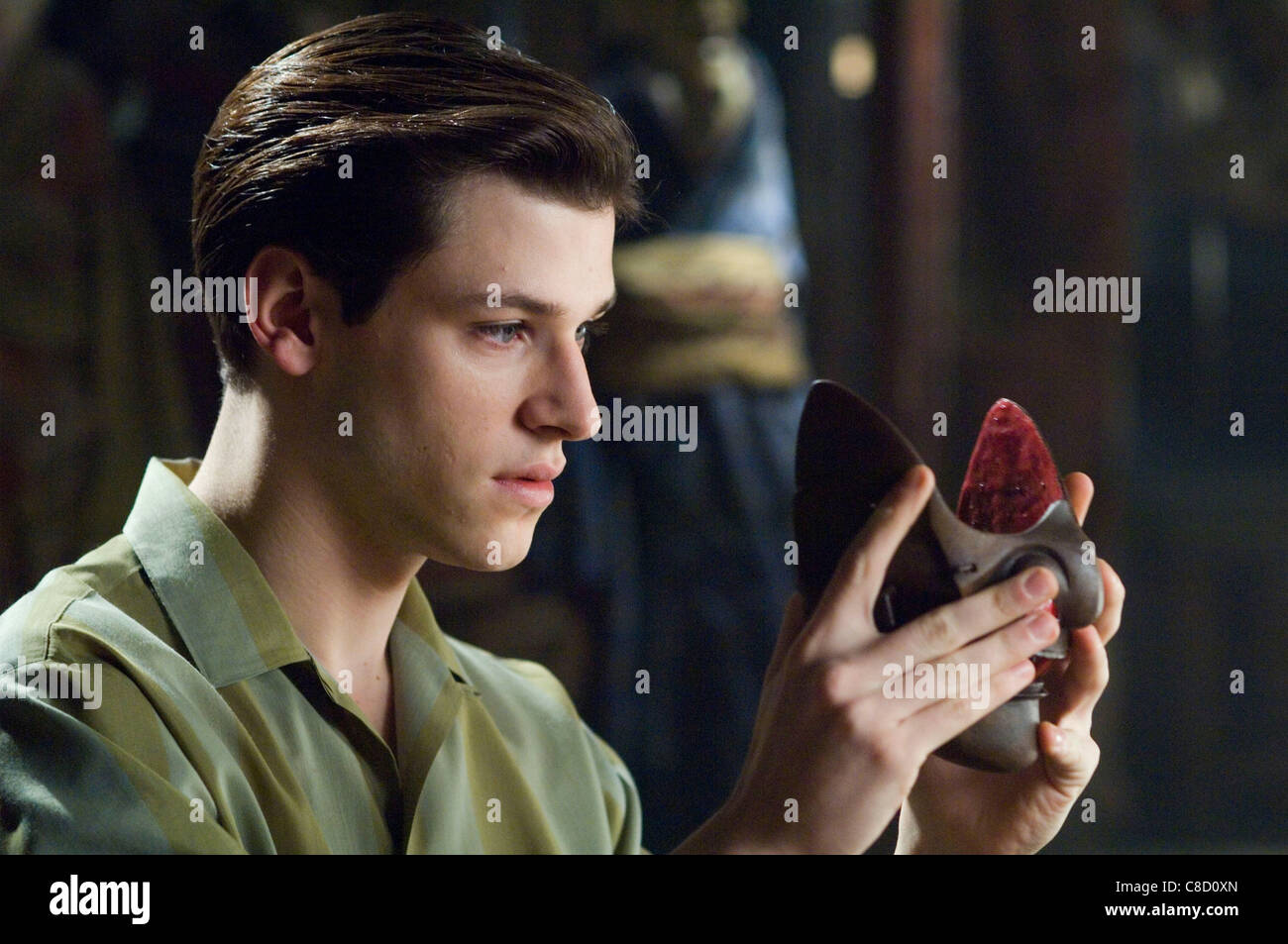 GASPARD ULLIEL HANNIBAL RISING; YOUNG HANNIBAL; HANNIBAL 4 (2007) Stock Photo