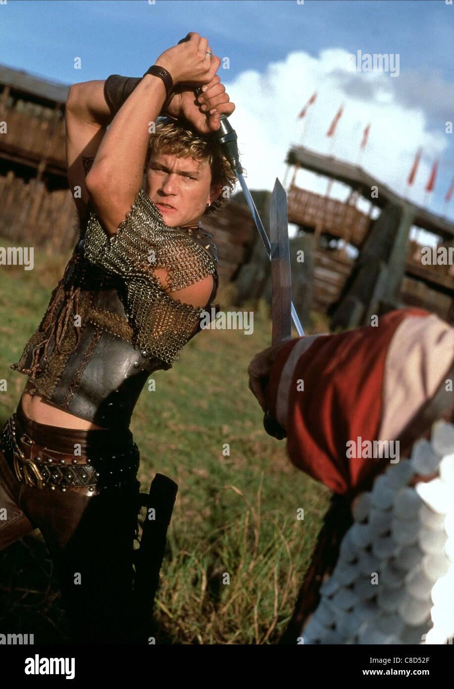 Heath Ledger Roar 1997 Stock Photo 39627351 Alamy