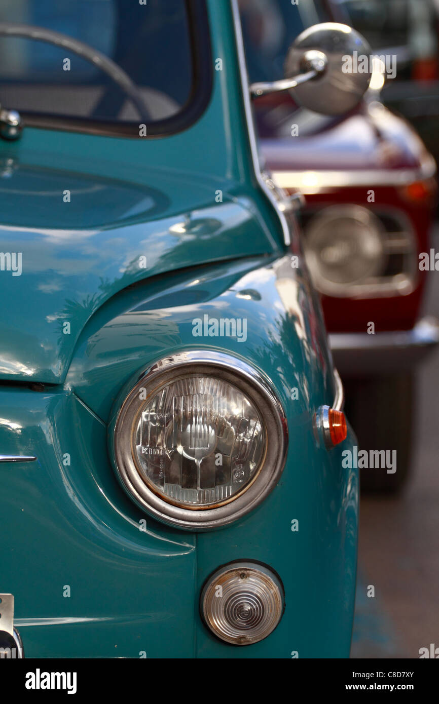 Seat 600, front detail Stock Photo