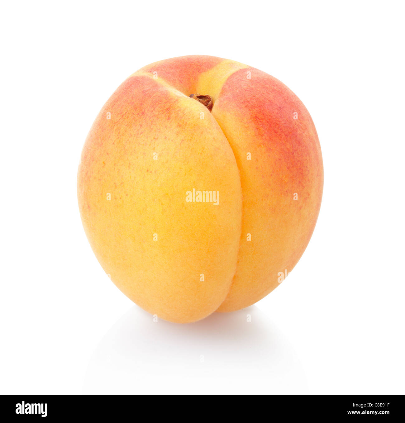 Apricot - Stock Image