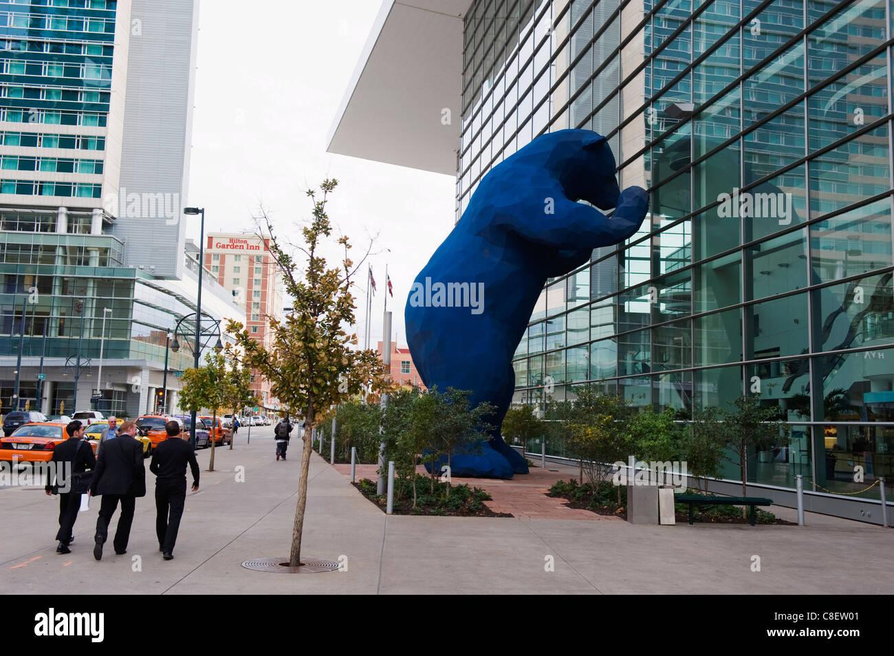 Denver Blue Bear Stock Photos Denver Blue Bear Stock