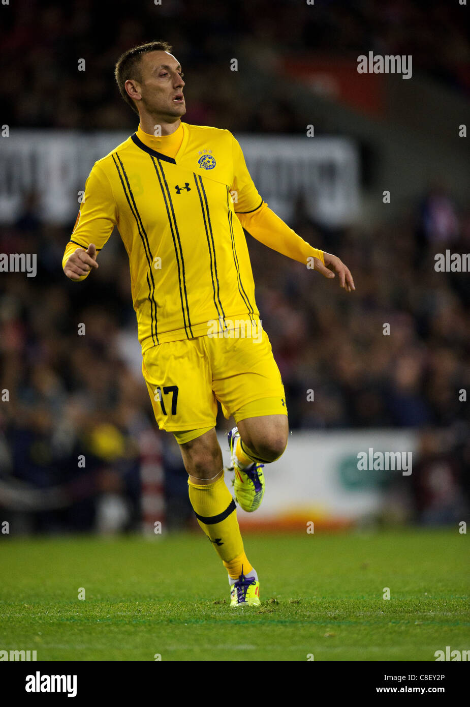 Savo Pavicevic of Maccabi Tel Aviv - Stock Image