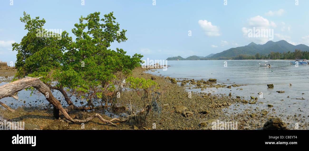 Kai Bae, Beach, Koh Chang, Thailand, Asia, - Stock Image