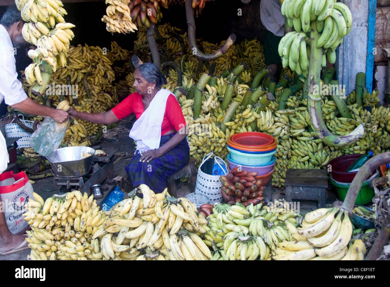 Fruit Market Kerala Stock Photos & Fruit Market Kerala ...Kerala Vegetable Market