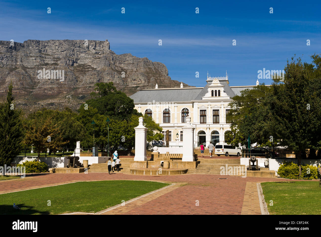 South African Museum, Cape Town - Stock Image