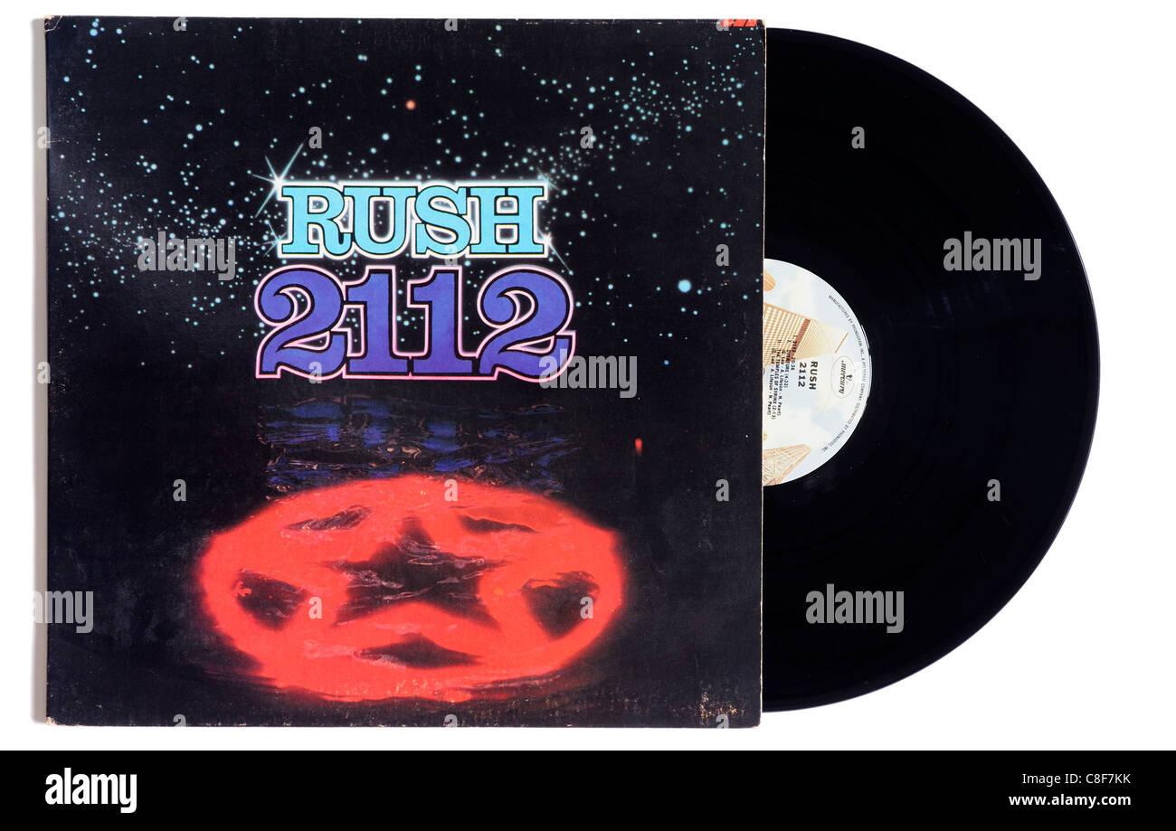 Rush 2112 Album