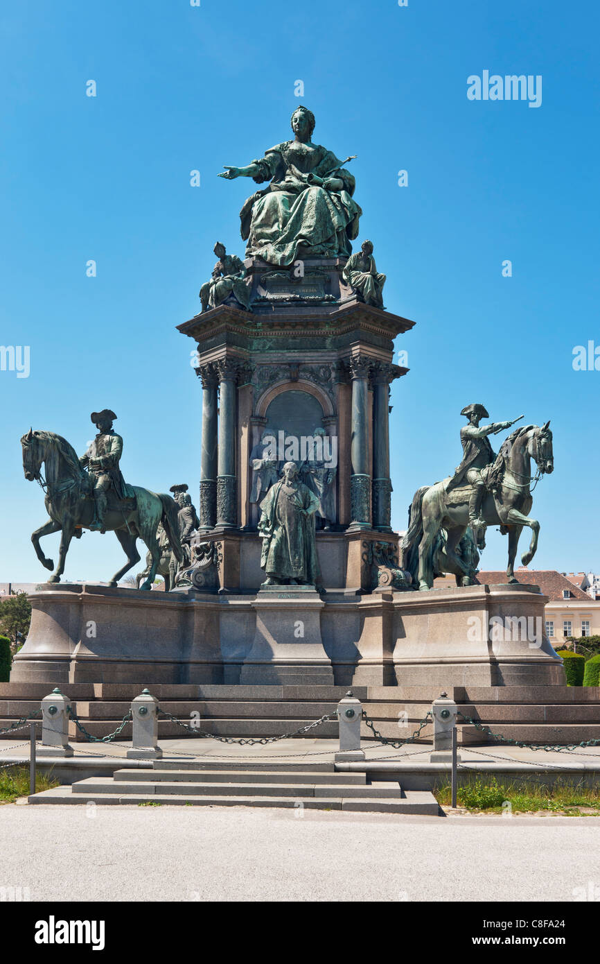 The Maria Theresa Monument the most important