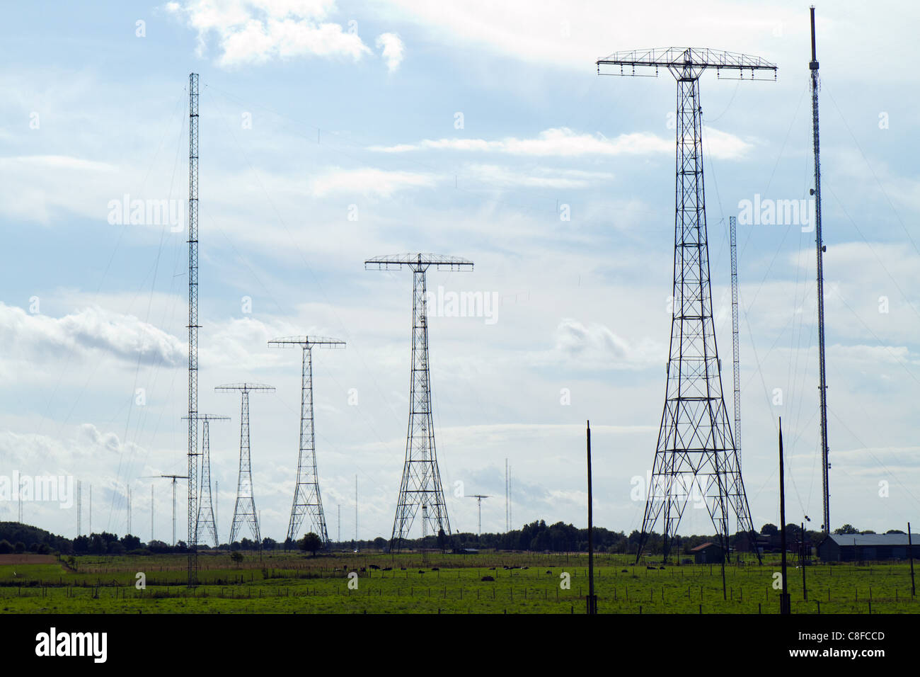 Vlf Transmitter Stock Photos & Vlf Transmitter Stock Images