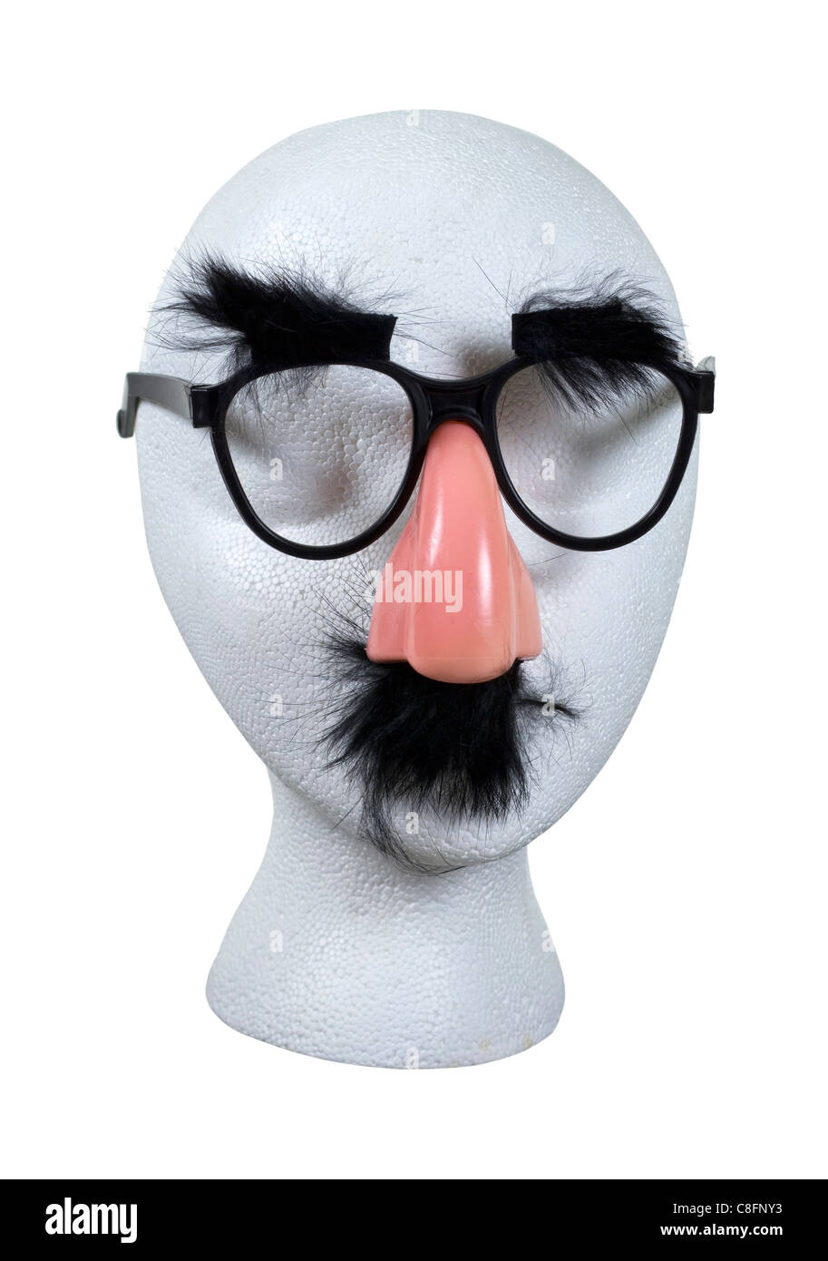 602f72fd5be A pair of glasses used to magnify the fine print with a mustache and  eyebrows -