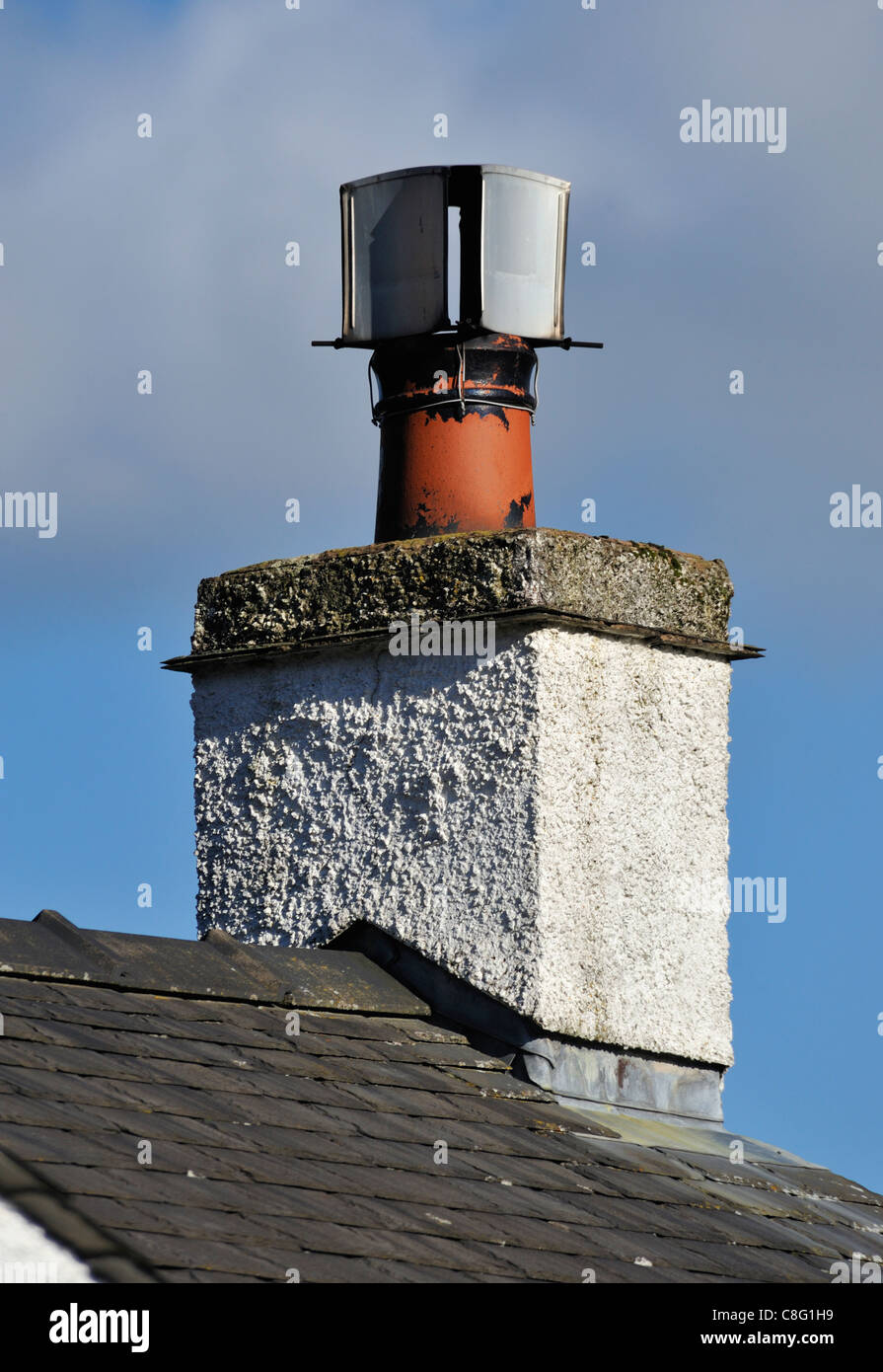 Chimney Cowl Stock Photos Amp Chimney Cowl Stock Images Alamy