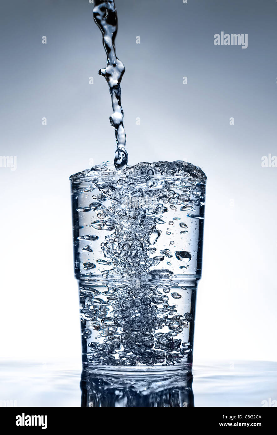 Water and all things related to it. - Stock Image