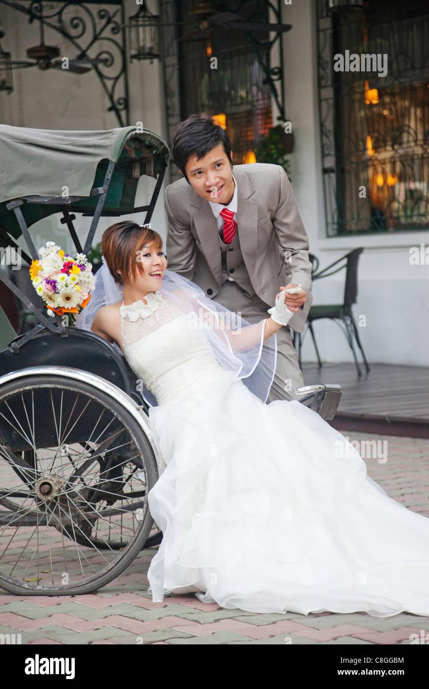 The asian woman bride — photo 9