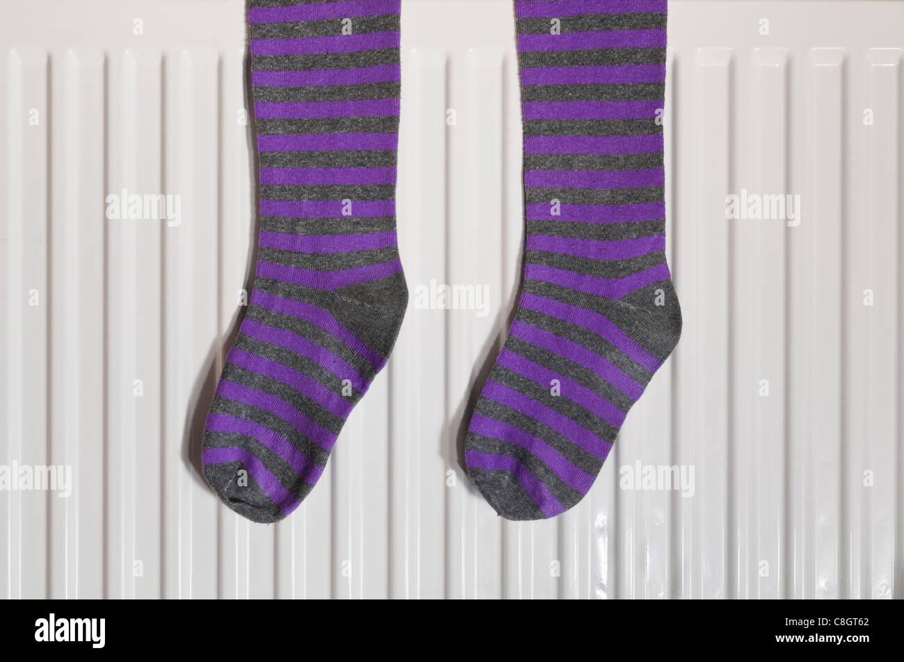 65fe8de2067 White Knee High Socks Stock Photos   White Knee High Socks Stock ...