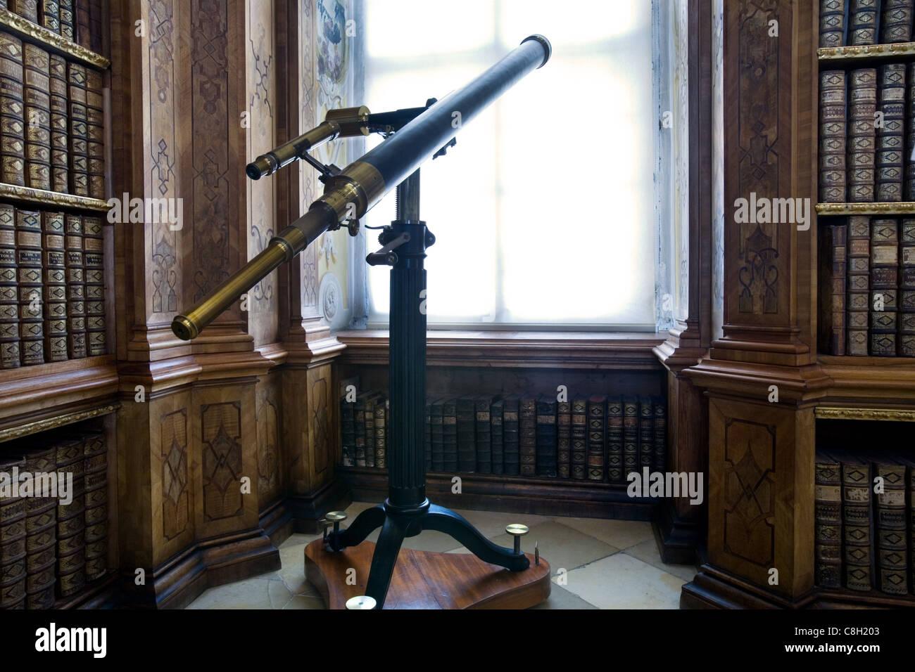 Melk Abbey Library Stock Photos  Melk Abbey Library Stock-8432