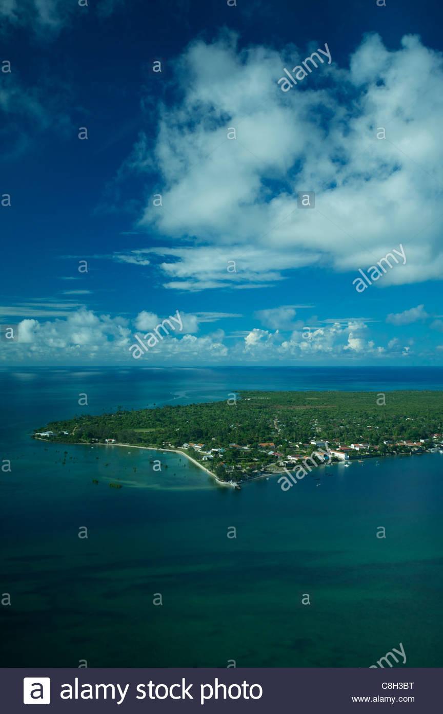 Ibo Island, a 15th-century Portuguese trading port in Mozambique. - Stock Image