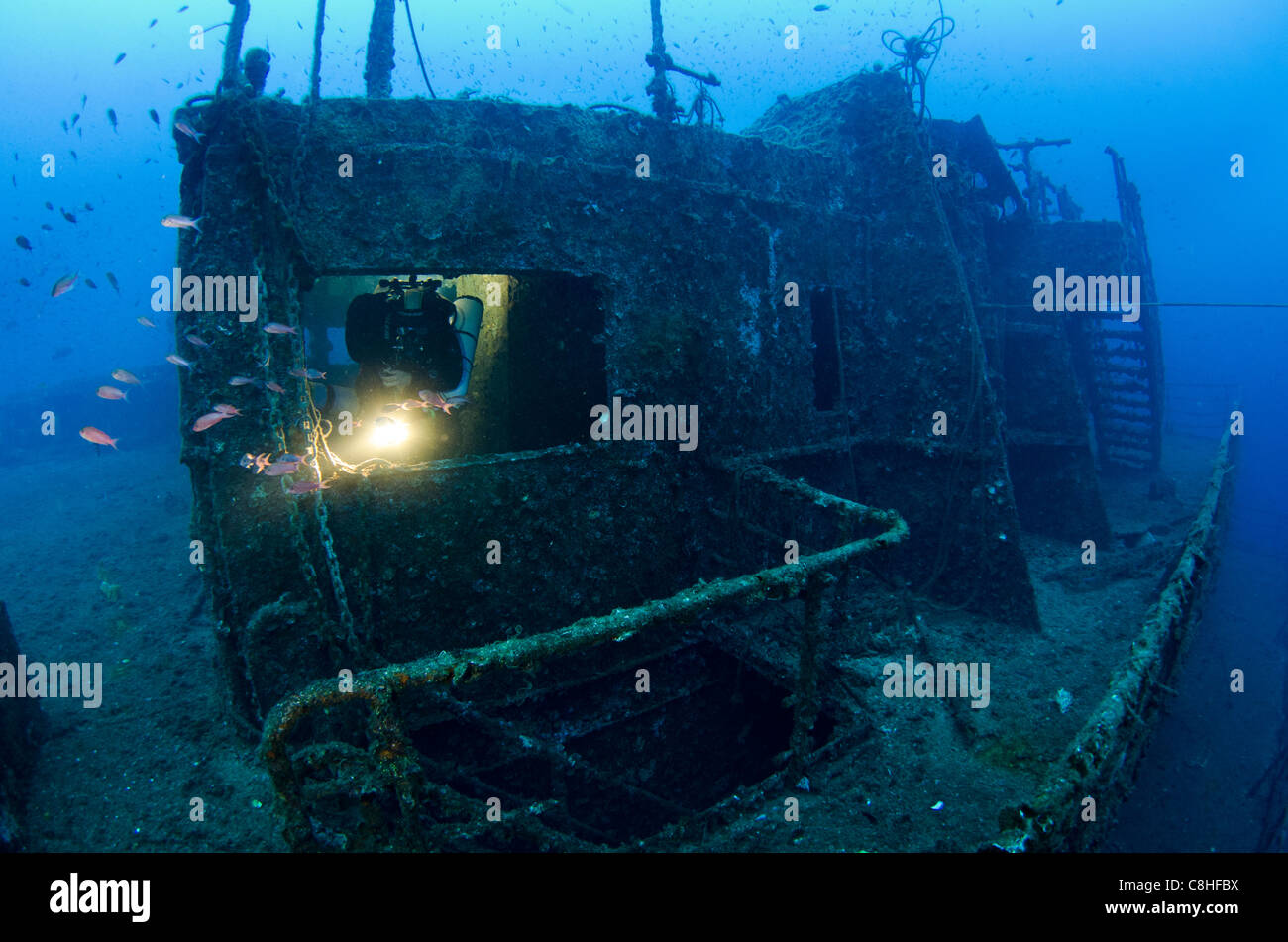 Wreck of haven amoco milford haven tanker arenzano liguria italy stock photo 39723262 alamy - Tech dive arenzano ...