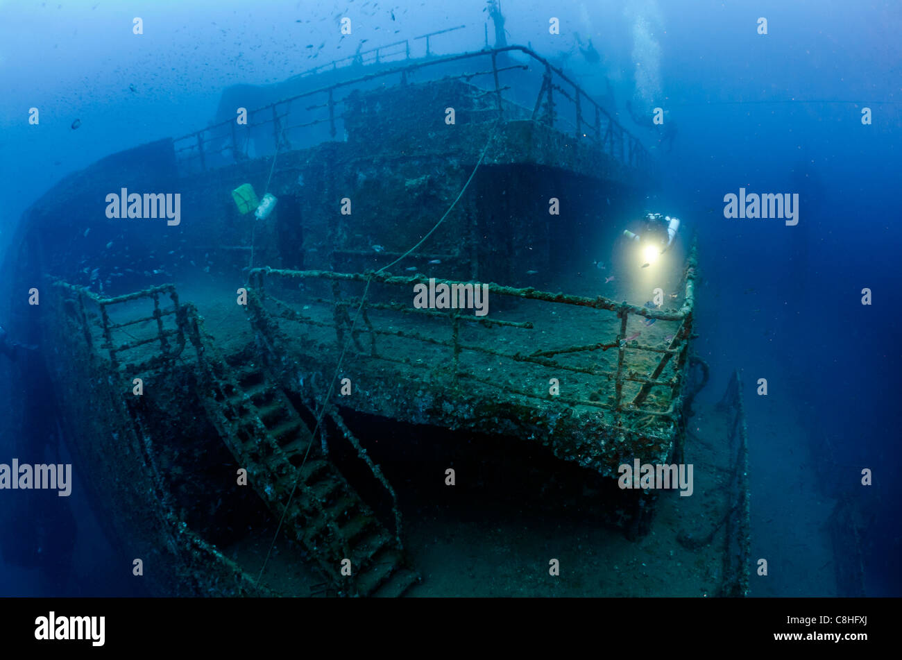 Wreck of haven amoco milford haven tanker arenzano liguria italy stock photo 39723674 alamy - Tech dive arenzano ...
