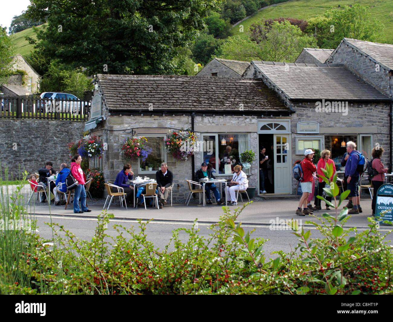 Rose Cottage Tea Rooms Castleton