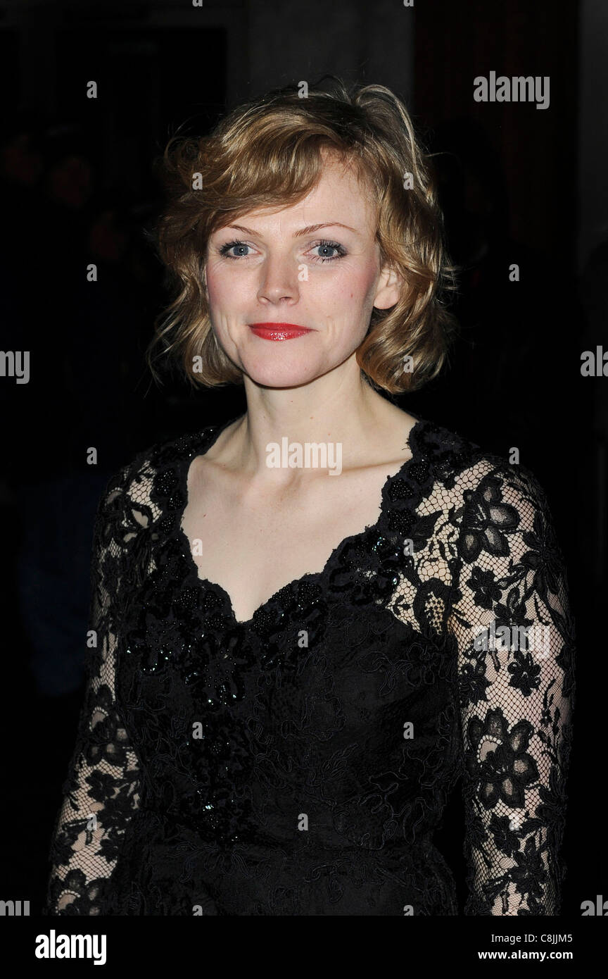 Maxine Peake arrives at the UK screening of Clubbed, at Ruby Blue, Leicester Square, London, 7th January 2009. - Stock Image
