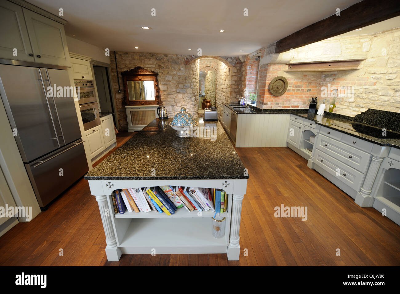 Granite Worktops Stock Photos & Granite Worktops Stock Images - Alamy