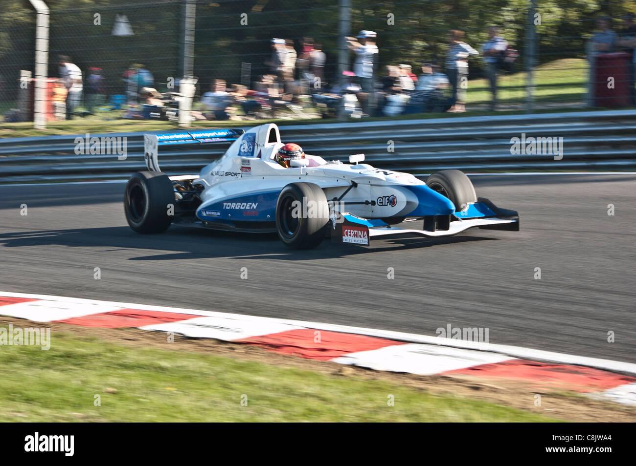 Daniel Cammish, Formula Renault Championship, Brands Hatch Motor Racing Circuit - Stock Image