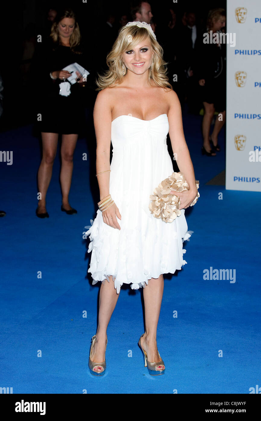 Tina O'Brien at the British Academy Television Awards after party, Natural History Museum, London, 6th June - Stock Image