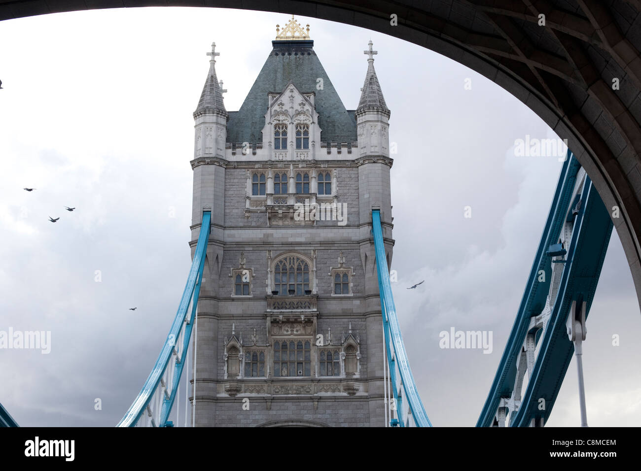 Tower Bridge, London - Stock Image