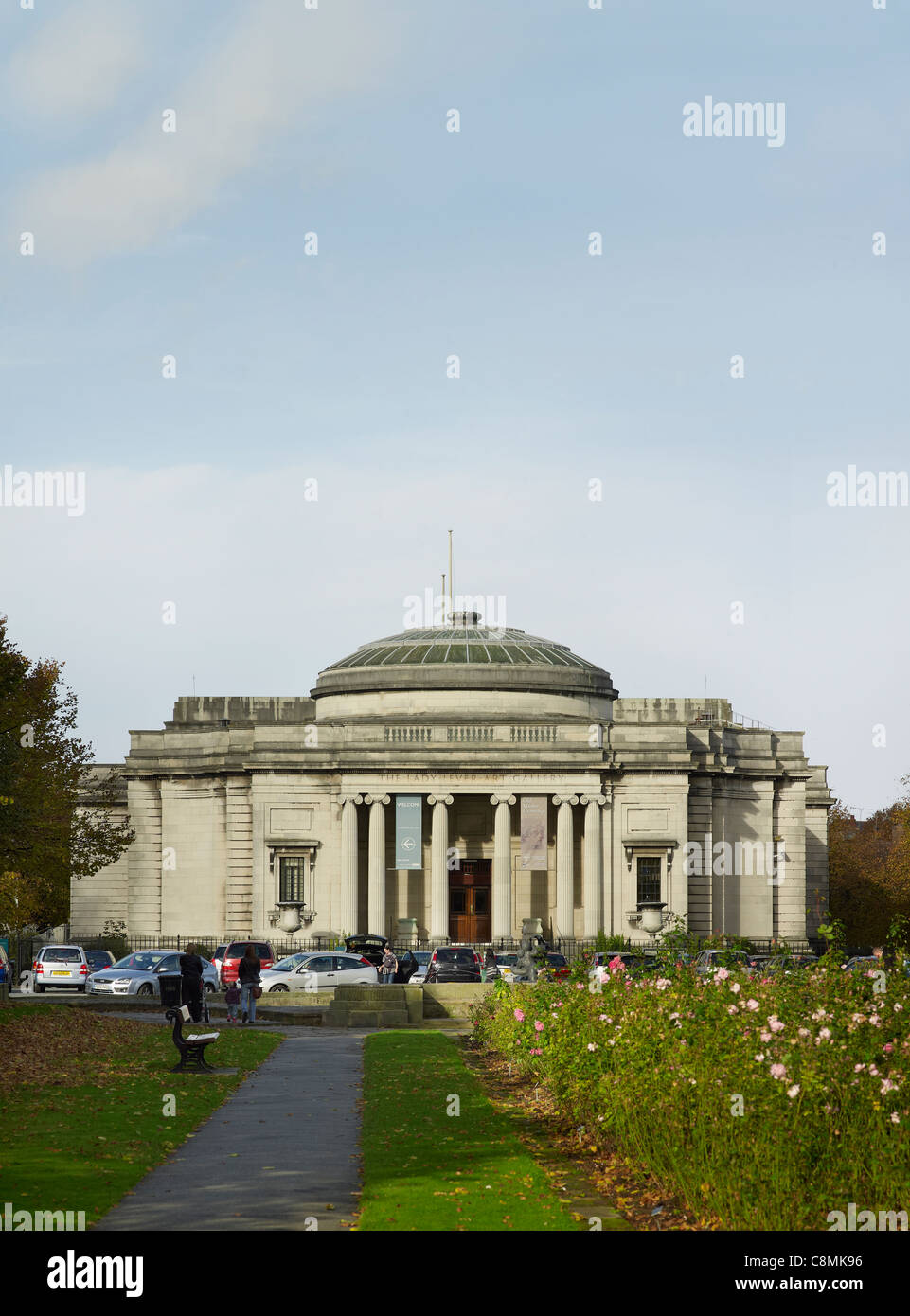 Port Sunlight Lady Lever Art Gallery, Cheshire - Stock Image