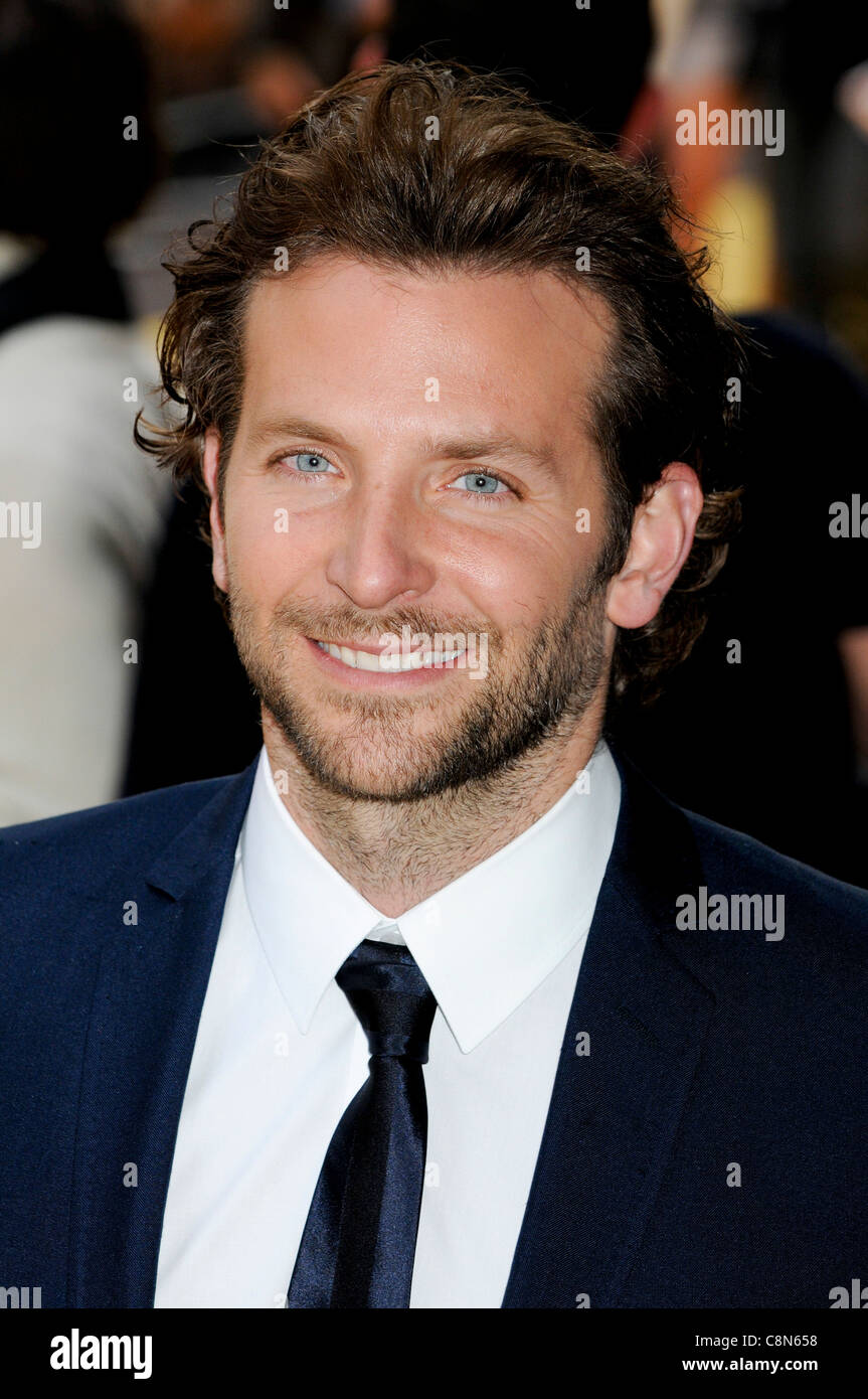 Bradley Cooper attends the premiere of 'The Hangover' at VUE, Leicester Square, London, 11th June. - Stock Image