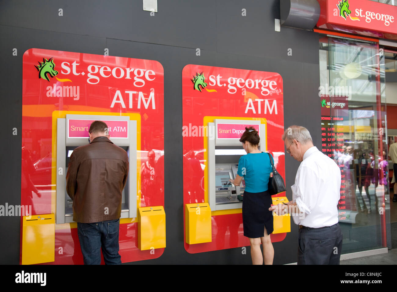 St george atm near me