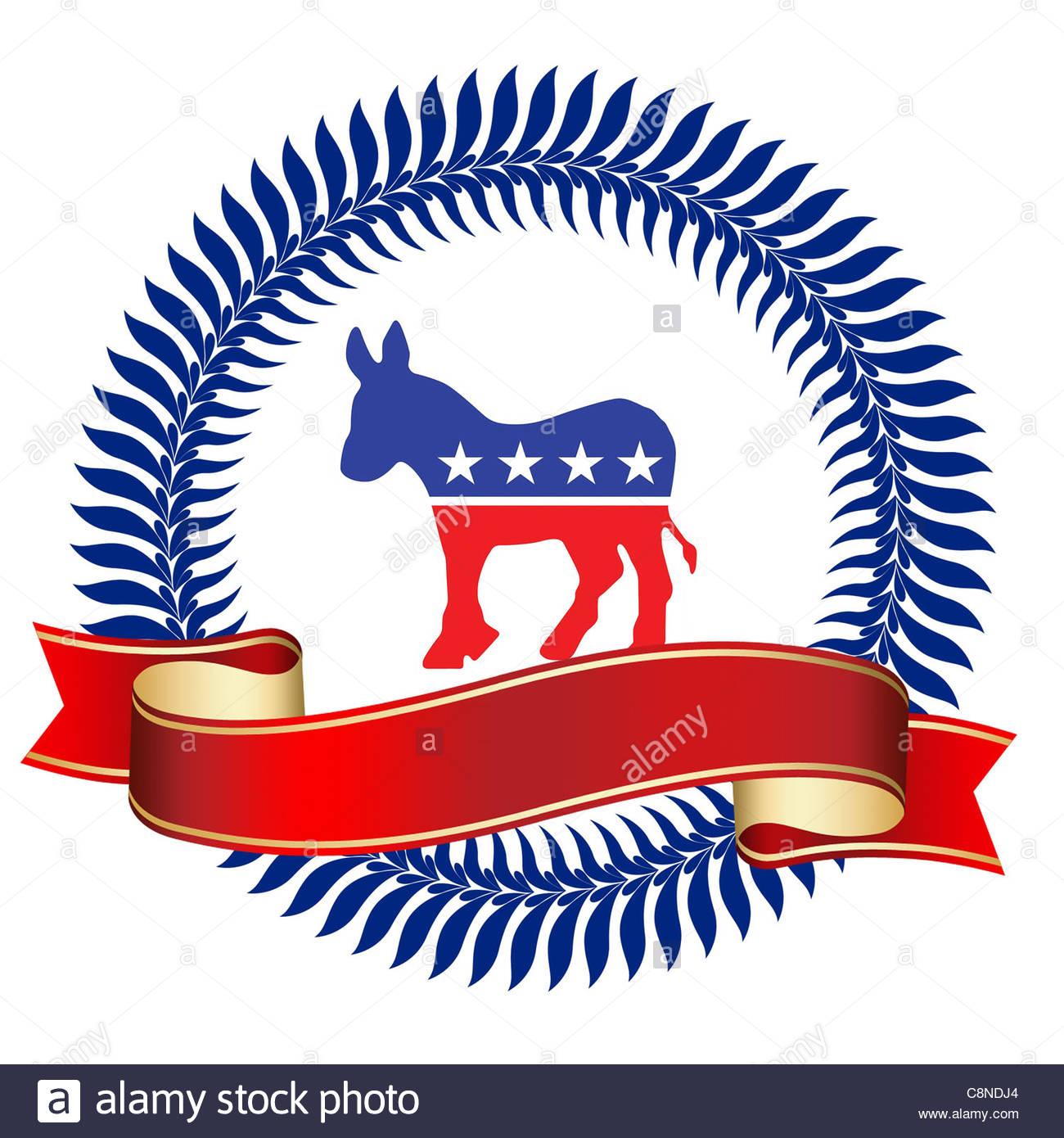 Democrats - Stock Image