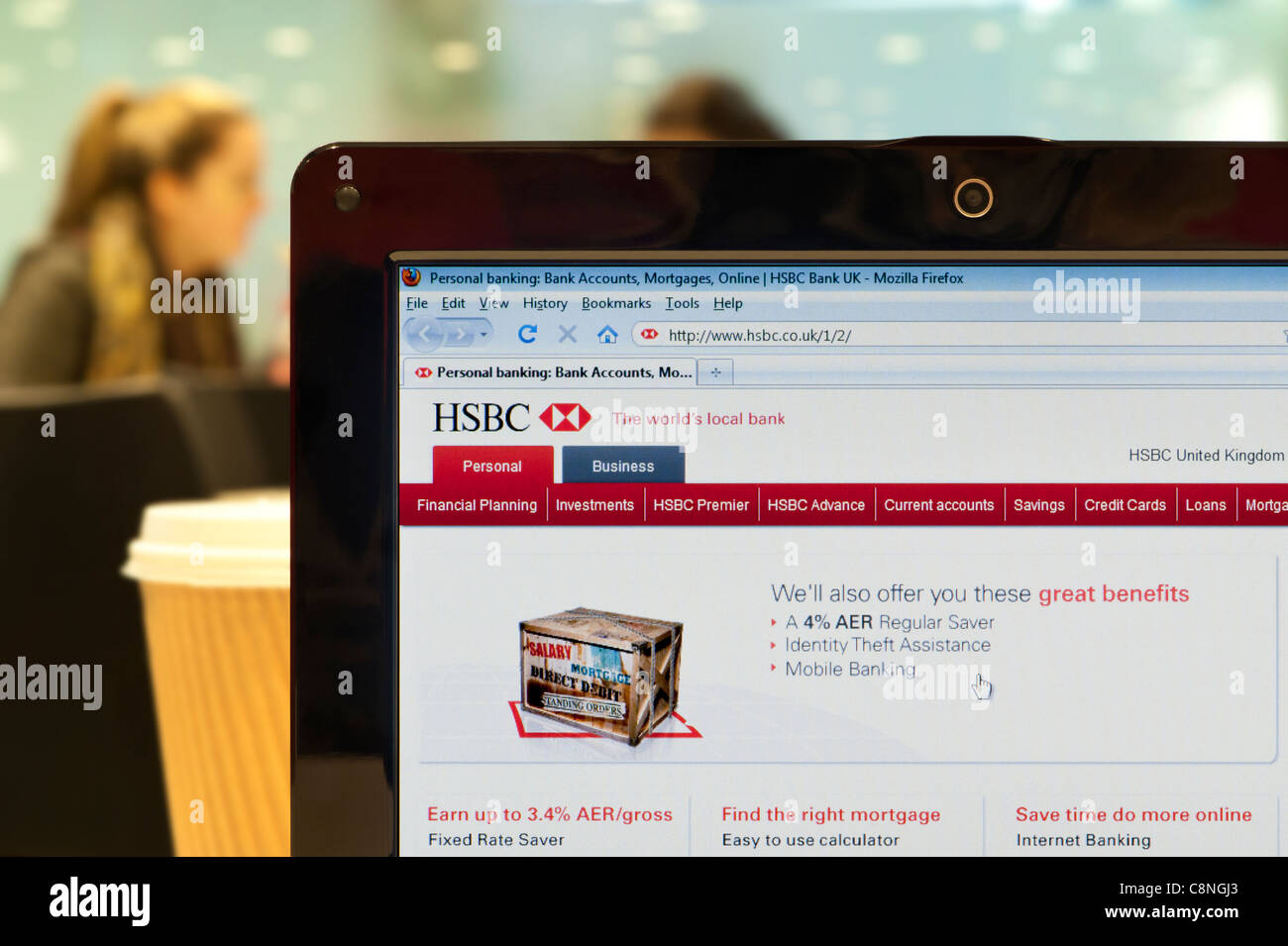 Hsbc Website Stock Photos & Hsbc Website Stock Images - Alamy