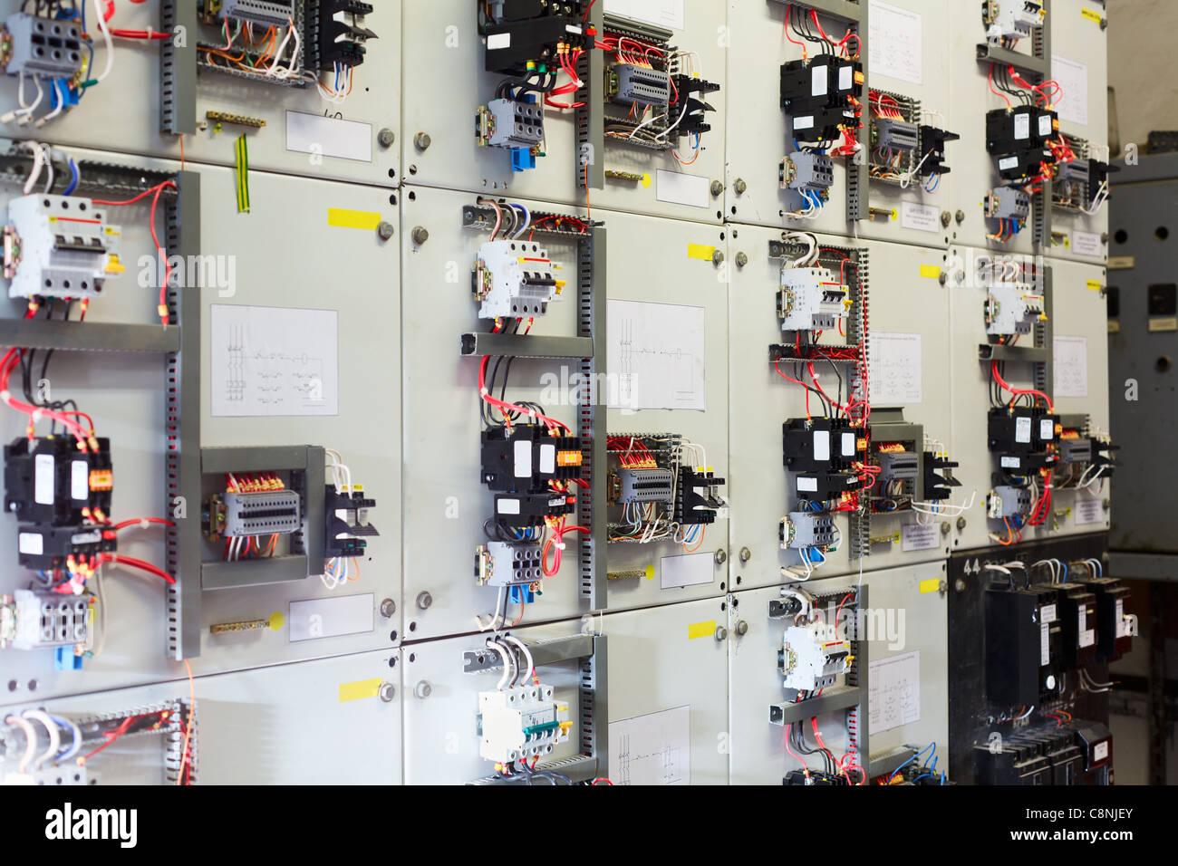 Electric Service Panel Stock Photos & Electric Service Panel Stock ...