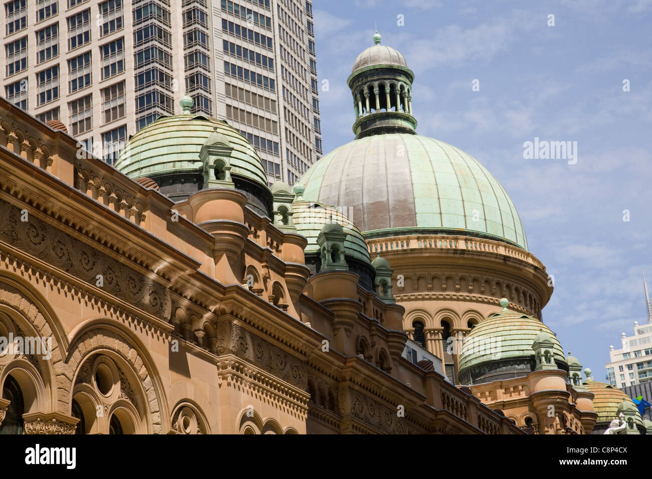 queen victoria building in sydney qvb QVB on york street