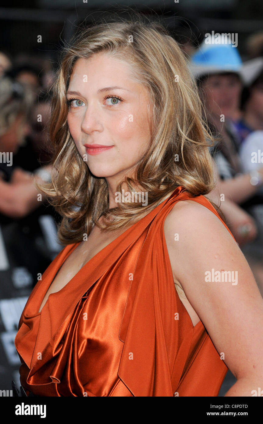 Branka Katic attends the UK Premiere of 'Public Enemies' at Leicester Square, London, 29th June 2009. - Stock Image