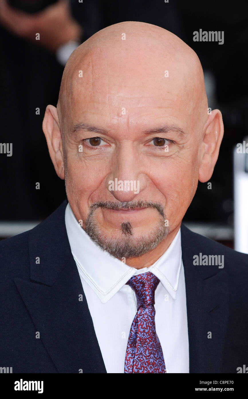 Sir Ben Kingsley at the World Premiere of 'Prince of Persia; Sands of Time' at VUE, Westfield Shopping Centre, - Stock Image
