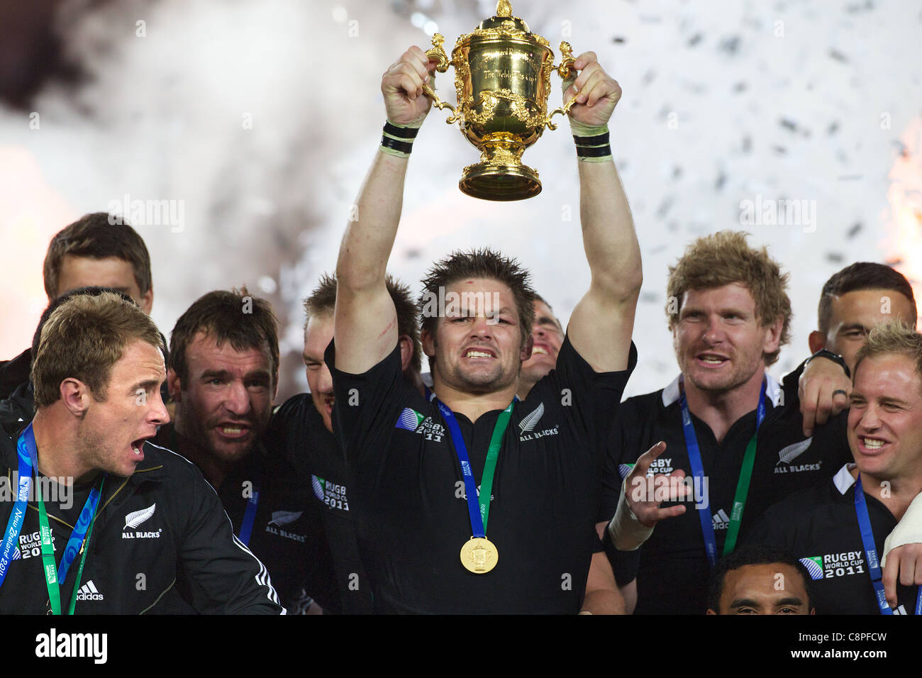Richie Mccaw Stock Photos Richie Mccaw Stock Images Alamy
