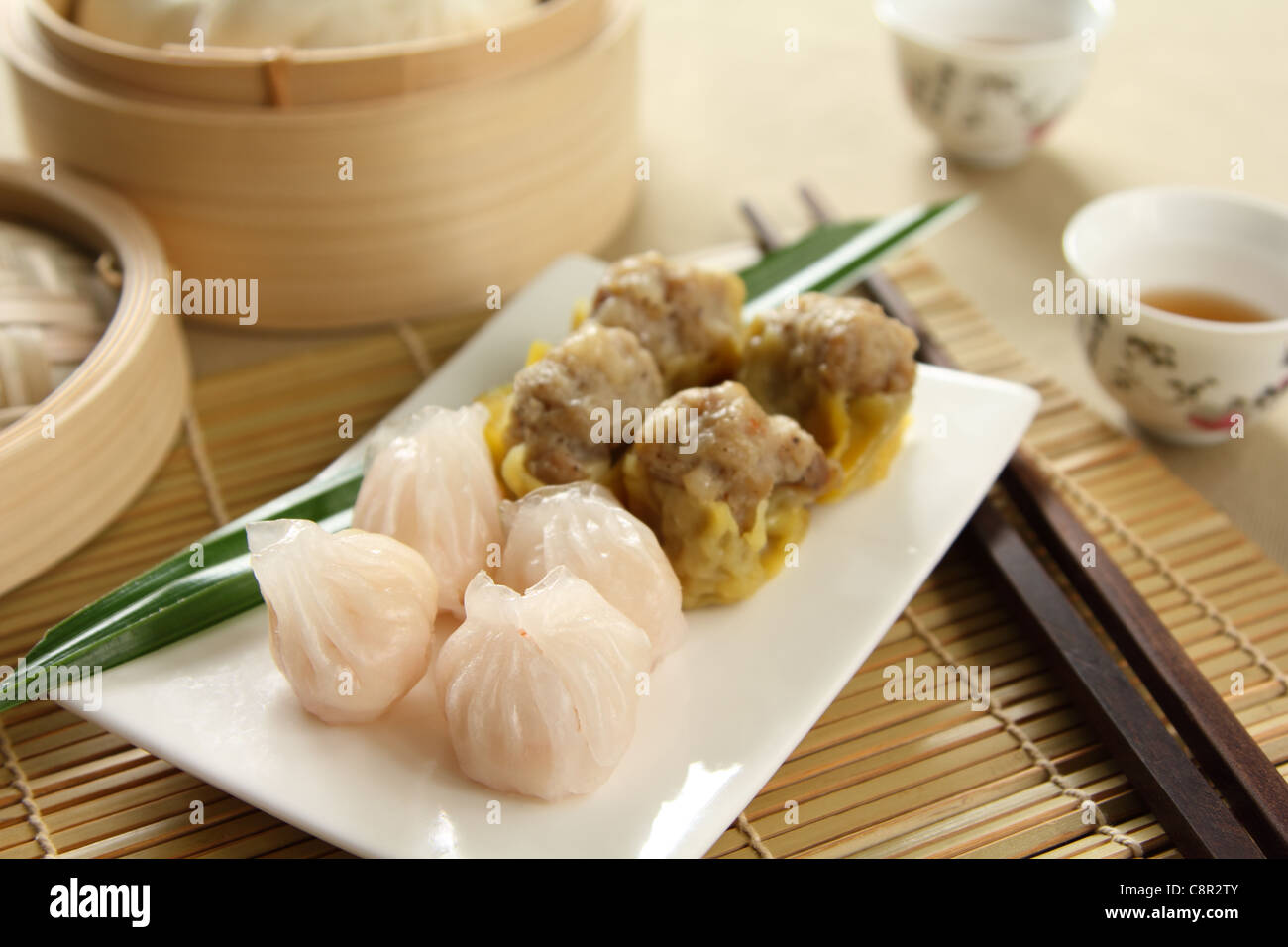 Chinese food, Dimsum - Stock Image