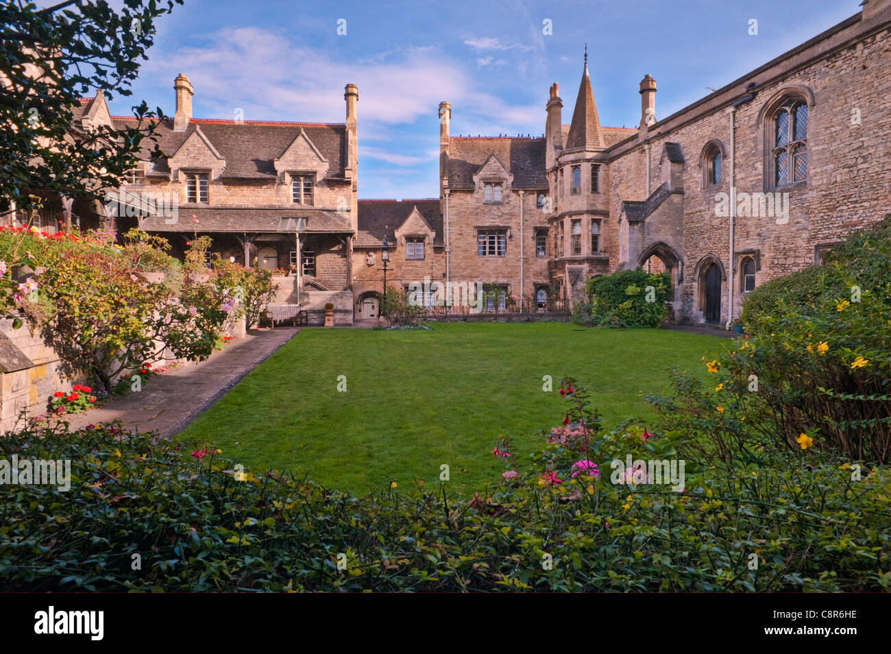 Browne's Hospital, Stamford, Lincolnshire - Stock Image