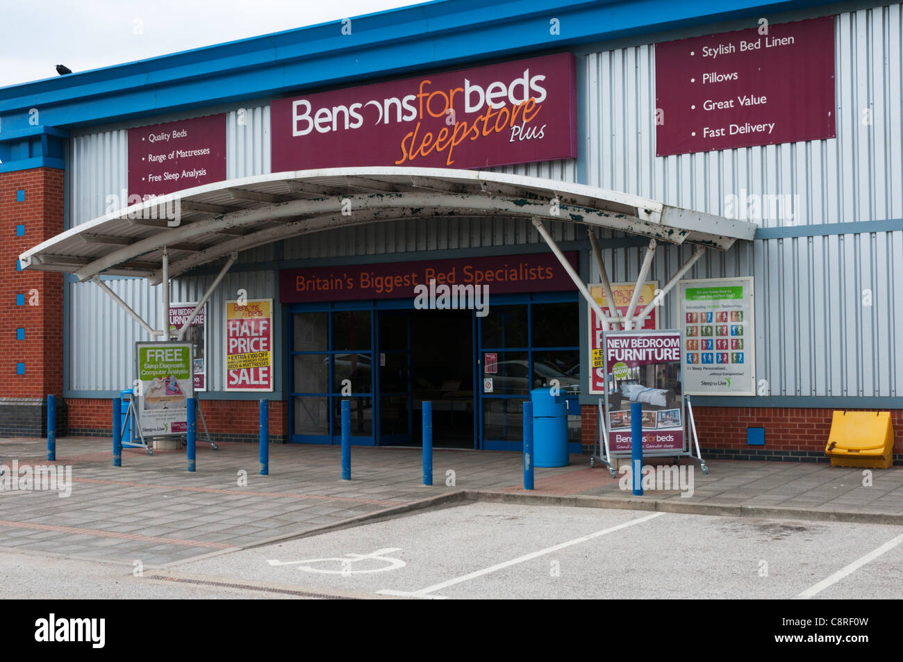 Bensons For Beds Stock Photos Amp Bensons For Beds Stock