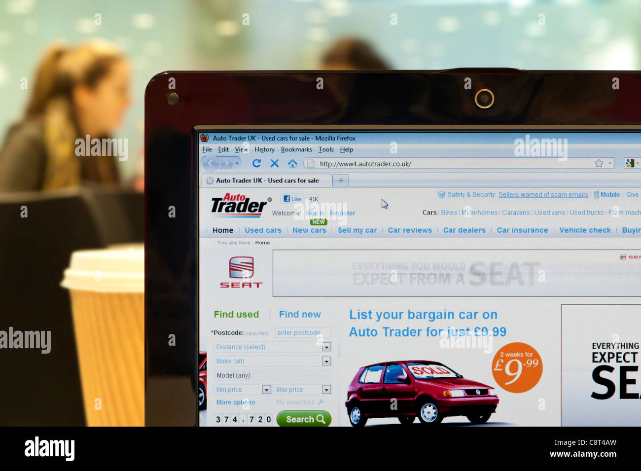 Auto Trader Stock Photos & Auto Trader Stock Images - Alamy