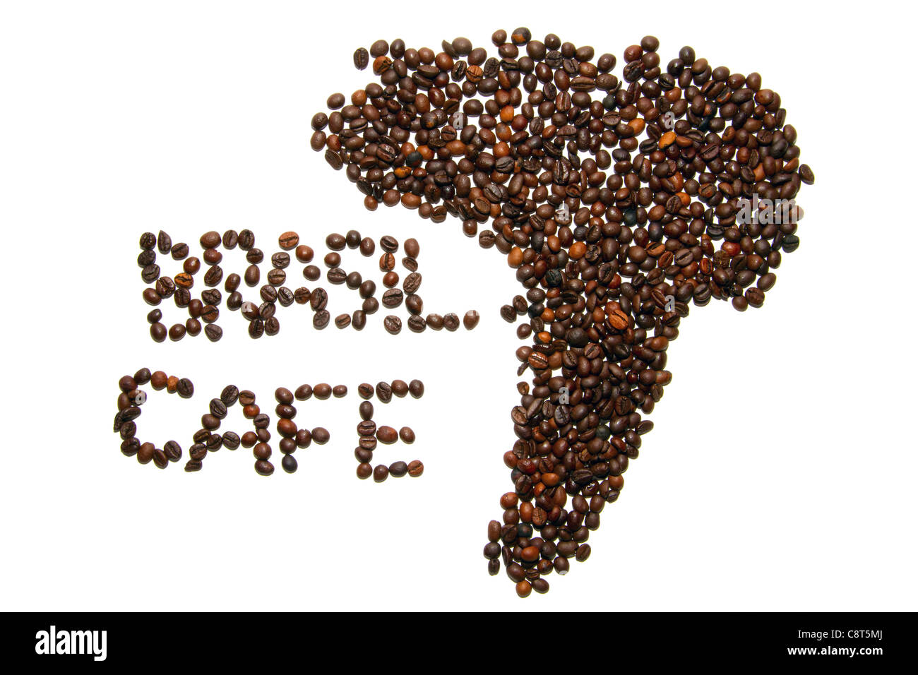 Brasil Map Cut Out Stock Images & Pictures - Alamy