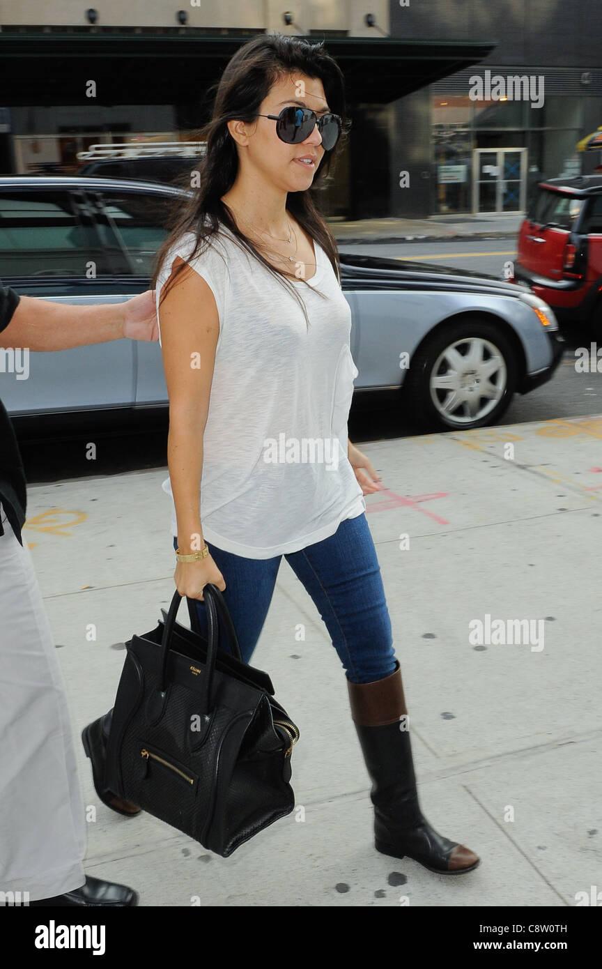 Kourtney Kardashian (carrying a Celine bag) aa6fd390d7cf8