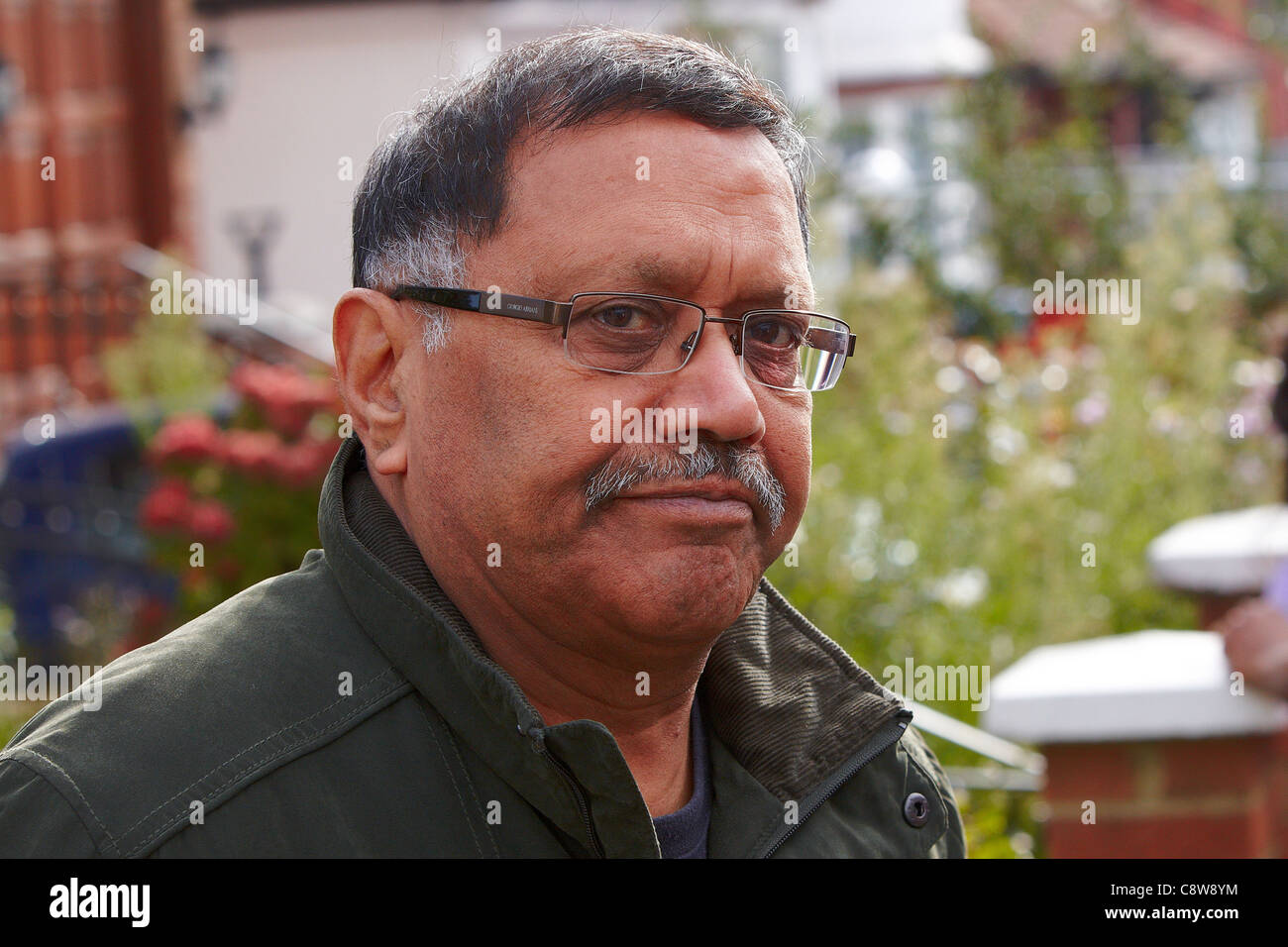 Navin Shah (pictured), London Assembly Member and Member of the London Fire and Emergency Planning Authority (LFEPA) - Stock Image