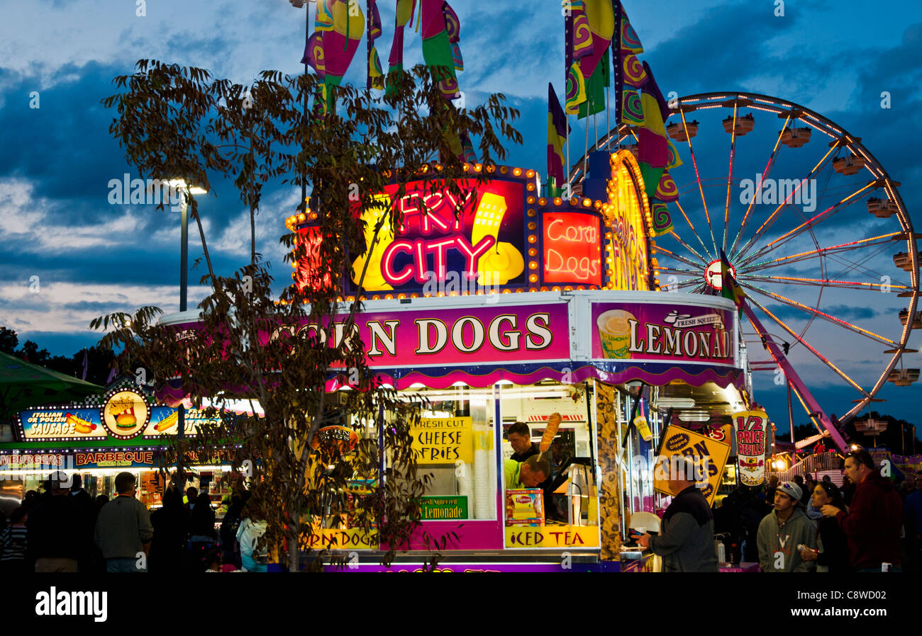 Virginia State Fair >> 2011 Virginia State Fair In Richmond Virginia Stock Photo
