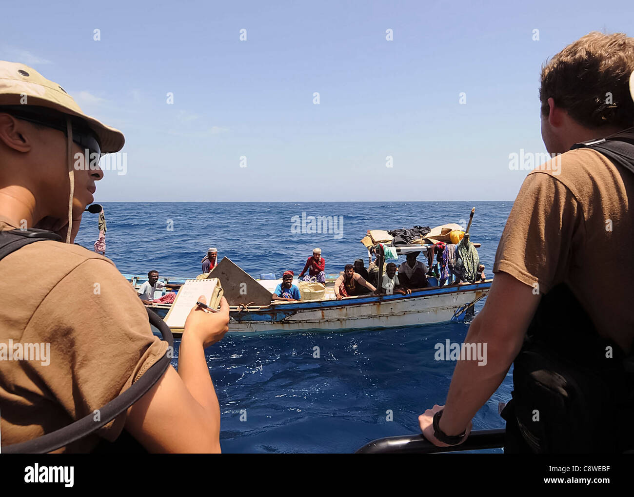 supporting maritime security operations and theater security cooperation operations. Stock Photo