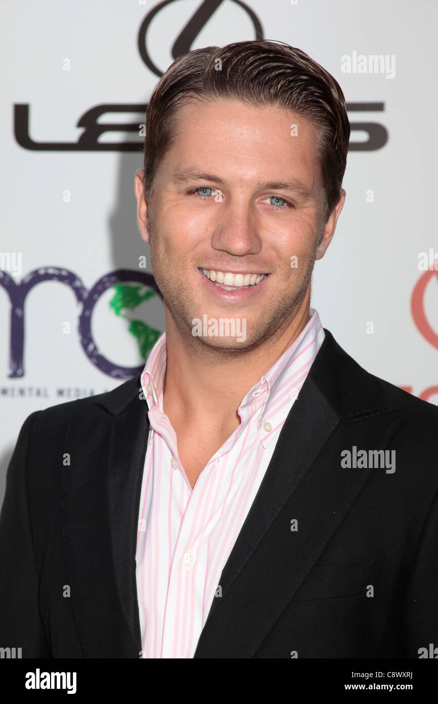 Ross Thomas at arrivals for 2011 Environmental Media Awards, Warner Bros. Studios, Burbank, CA October 15, 2011. - Stock Image