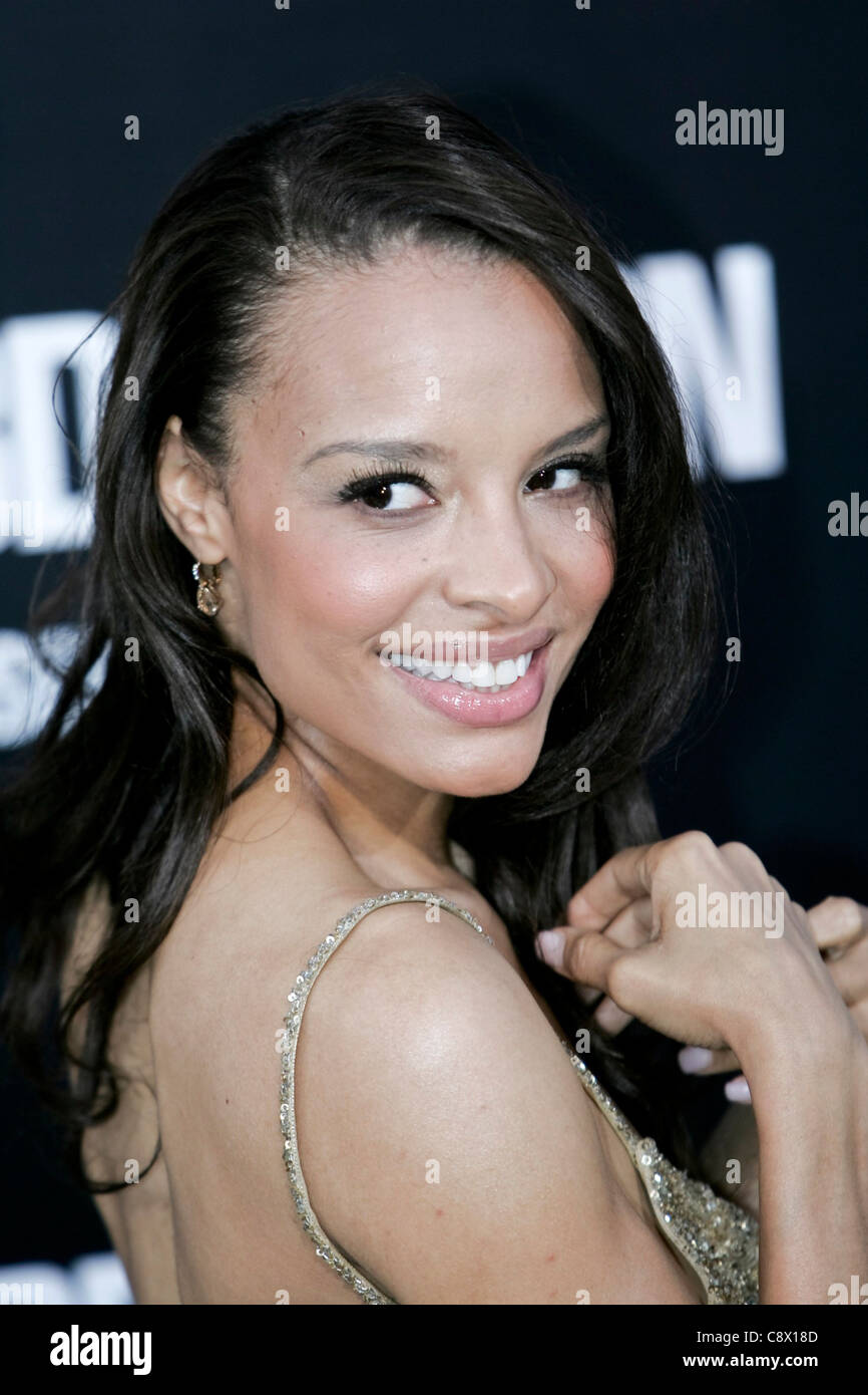Antonique Smith at arrivals for ABDUCTION Premiere, Grauman's Chinese Theatre, New York, NY September 15, 2011. - Stock Image