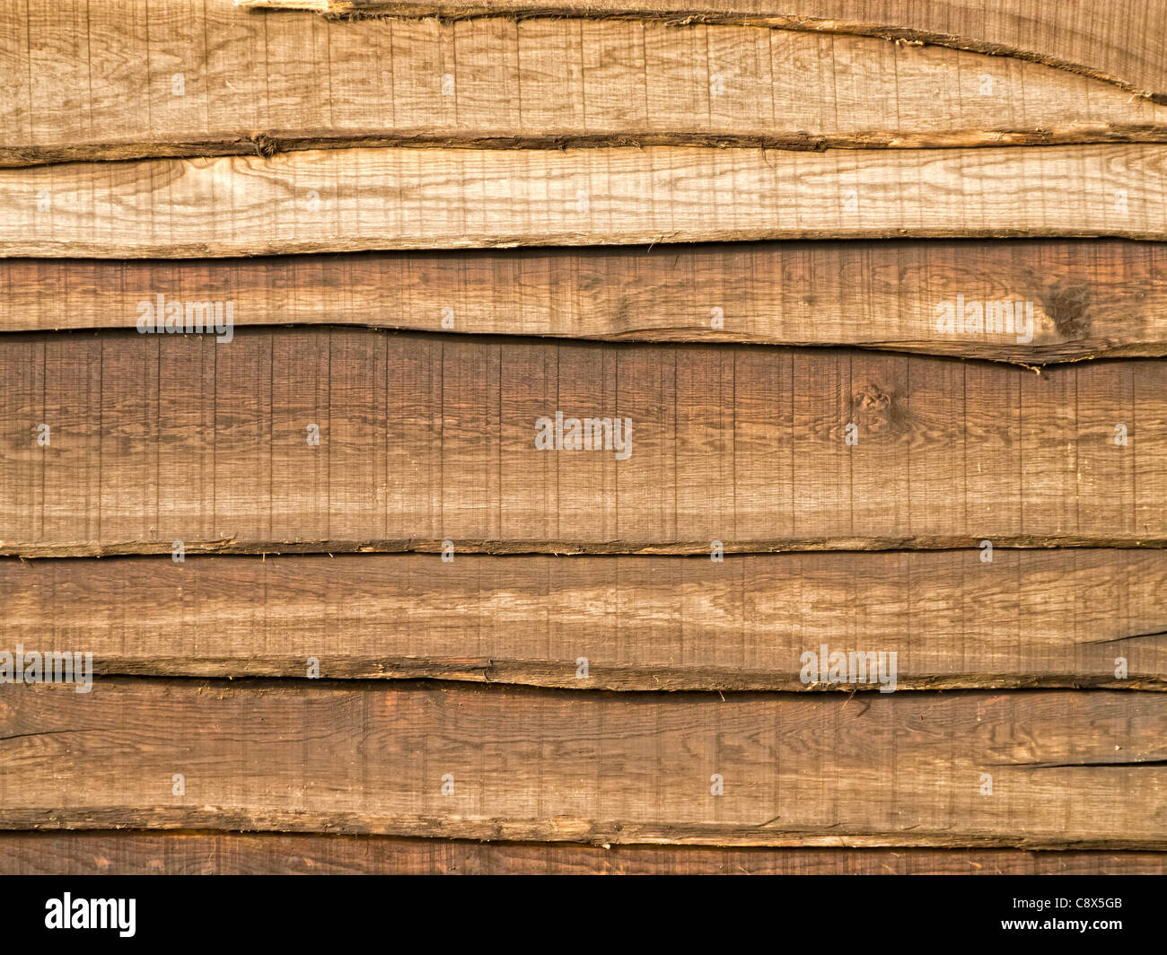Grungy Wood Texture - Stock Image